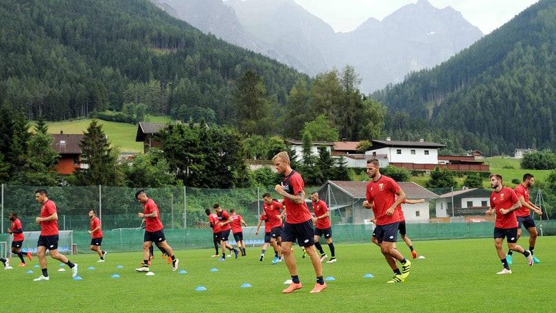 Serie A Genoa, ritiro a Neustift dall'11 al 22 luglio