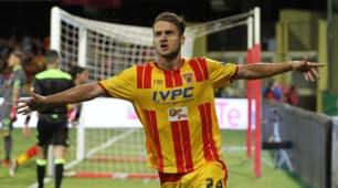 Serie B: Benevento-Carpi 1-0, le immagini della storica promozione