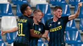 Final Eight Primavera: Inter-Roma 1-0, le immagini della semifinale