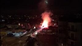 Benevento: notte di festa in città