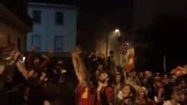 Benevento in A: tifosi in festa!