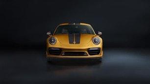 Porsche 911 Turbo S Exclusive Series: foto