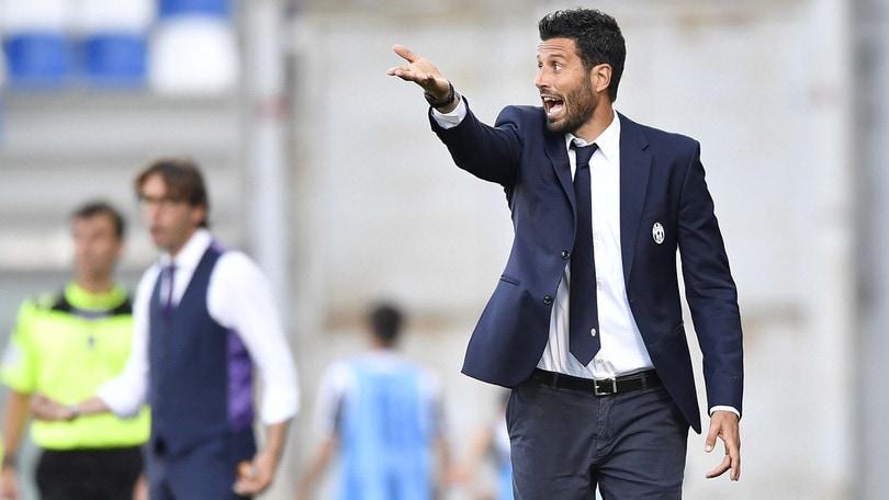 Ciao Juventus, Grosso nuovo tecnico del Bari