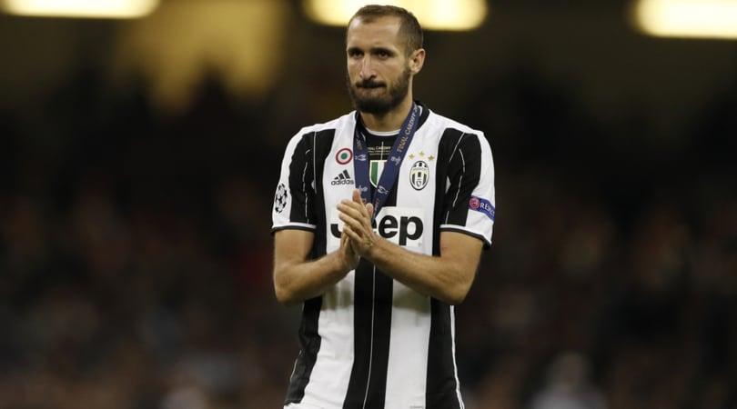Juventus, Chiellini non dimentica Cardiff: