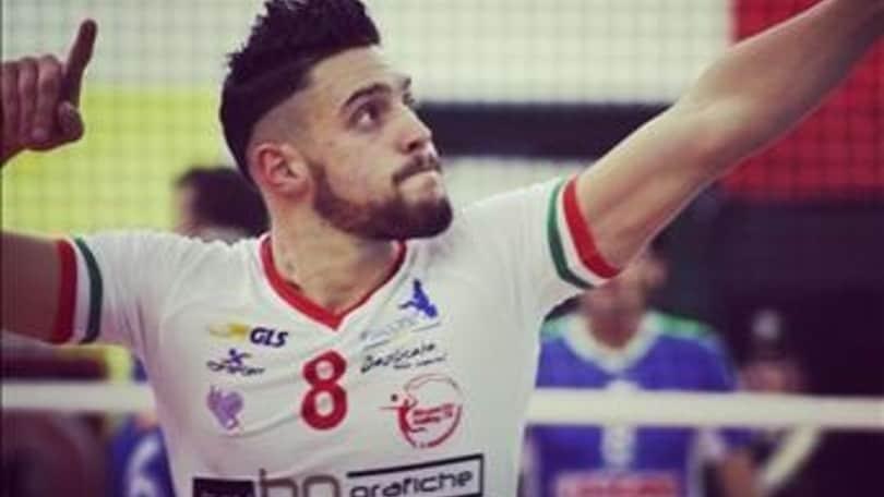 Volley: A2 Maschile, Filippo Boesso nuovo opposto di Aversa
