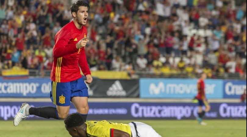 Manchester United: è fatta per Morata dal Real Madrid