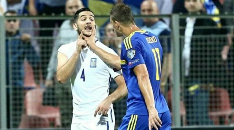 Manolas: «Vergogna Bosnia, sembrava una guerra»