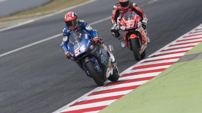 Moto2: pole di Marquez, poi Pasini e Baldassarri