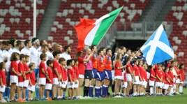 Italia-Scozia 13-34, Test Match amaro per gli azzurri