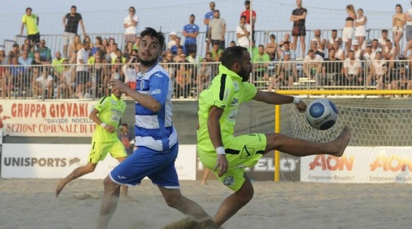 Coppa Italia Beach Soccer: segui LIVE le semifinali