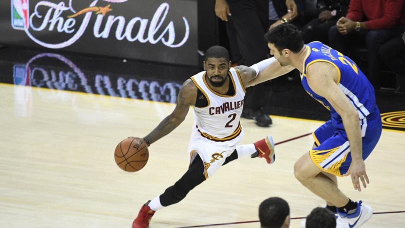 NBA, clamoroso Irving: ha chiesto ai Cavs di cederlo!