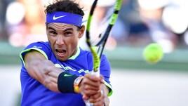 Roland Garros: Nadal schiaccia Wawrinka nelle quote