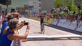 Delfinato - Kennaugh trionfa sull'Alpe D'Huez