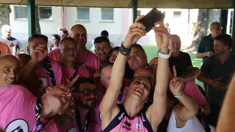Volley: A1 Femminile, Ana Starcevic, altra stella per la Pomì