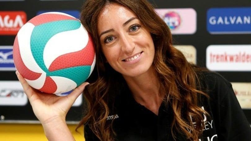Volley: A1 Femminile, Chiara Di Iulio firma per Firenze