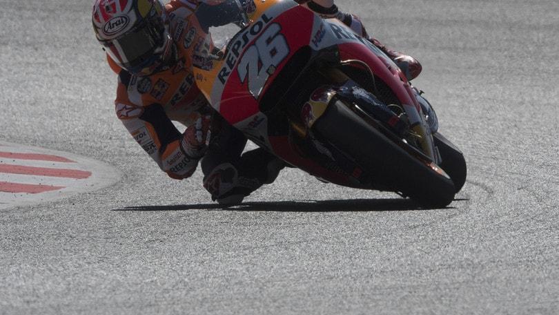 MotoGp: in Catalogna Pedrosa a 2,75, impresa Rossi a 15