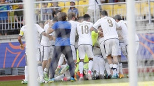 Mondiali Under 20, storico terzo posto per l'Italia