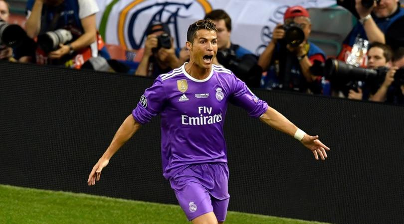 Cristiano Ronaldo, dal Portogallo: