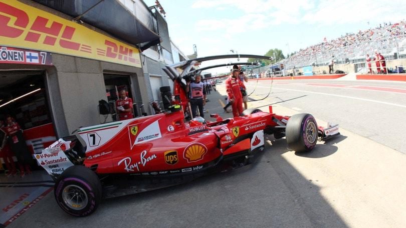 F1, Raikkonen: «Oggi tutto può succedere»