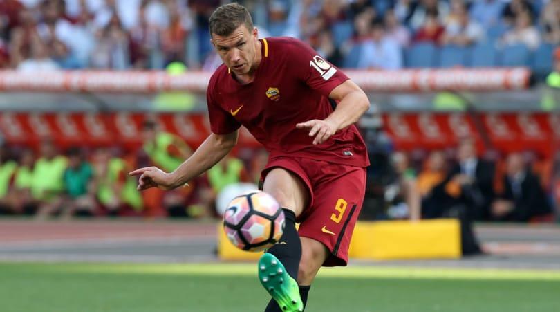 Calciomercato, Dzeko: «A Roma sto bene, ma in futuro spero di tornare al Wolfsburg»