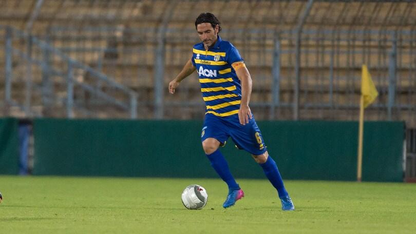 Lega Pro, Parma verso i play off. Lucarelli in gruppo
