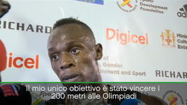 """Bolt: """"Son leggenda grazie alla Giamaica"""""""