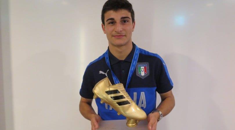 Italia Under 20, Orsolini capocannoniere del Mondiale