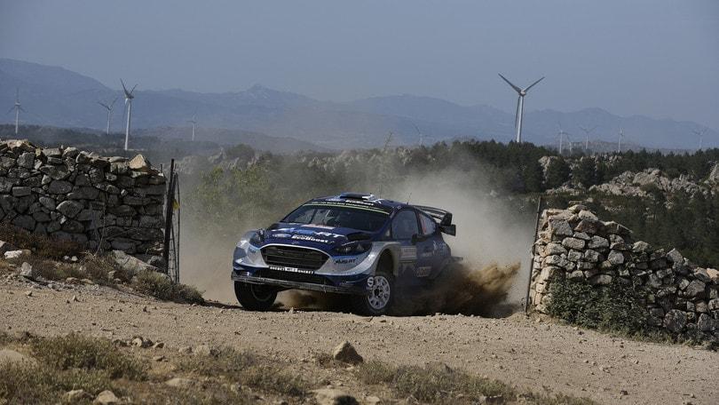 Rally Sardegna: vince Tanak davanti a Latvala