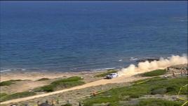 Rally Sardegna, trionfo di Tanak