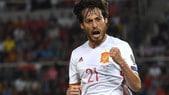 Spagna, missione compiuta. Vittoria per 2-1 in Macedonia