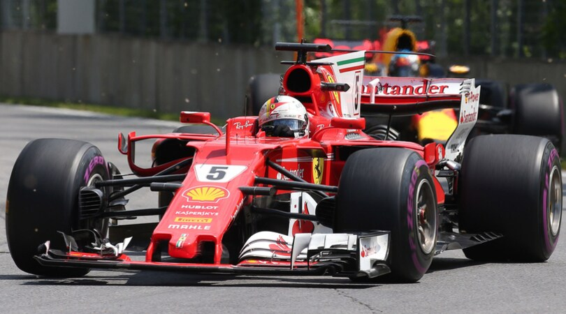 F1, Gp Canada: Vince Hamilton, rimonta incredibile di Vettel!