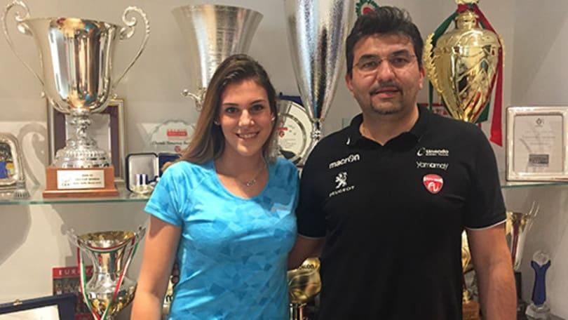 Volley: A1 Femminile, la UYBA sceglie Orro per la regia