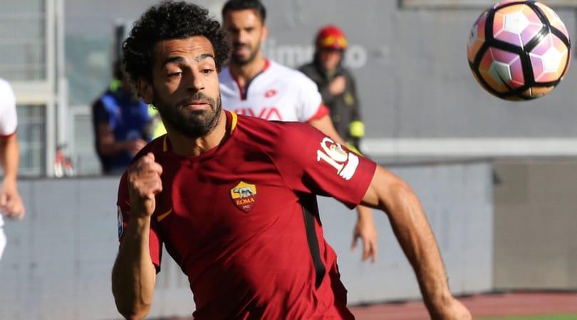 Calciomercato Roma, Salah verso Liverpool: 40 milioni