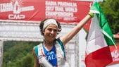 Silvia Rampazzo è di bronzo al Mondiale Trail