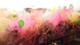 Milano, The Color Run attraversa i luoghi dell'Expo