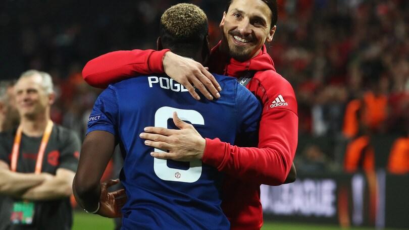 Ibrahimovic, marcia indietro del Manchester United?