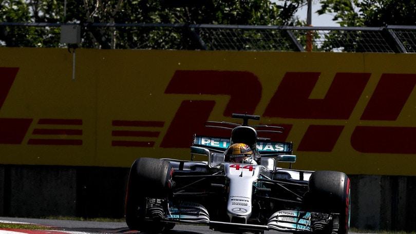 F1, Hamilton favorito a 1,80 per il mondiale