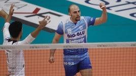 Volley: Superlega, Andrea Cesarini firma per Perugia