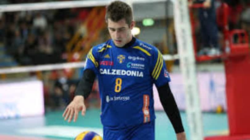 Volley: Superlega, Michele Baranowicz colpo grosso di Piacenza