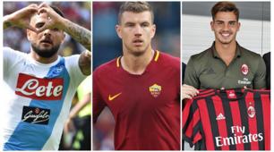 Serie A, acquisti e cessioni: tutti gli affari conclusi