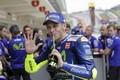 MotoGp Yamaha, Rossi: «Giornata positiva»