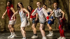 A Roma ecco Il teatro che danza