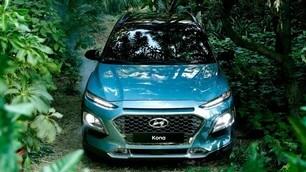 Hyundai Kona, foto
