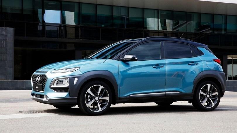 """Hyundai Kona, la """"korean way"""" al SUV"""