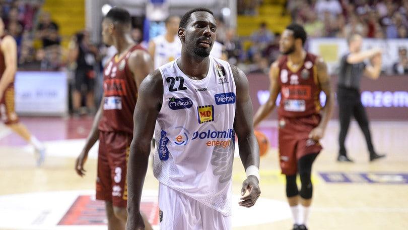 Basket, finale scudetto: Trento avanti in gara 3, vittoria su Venezia a 1,55