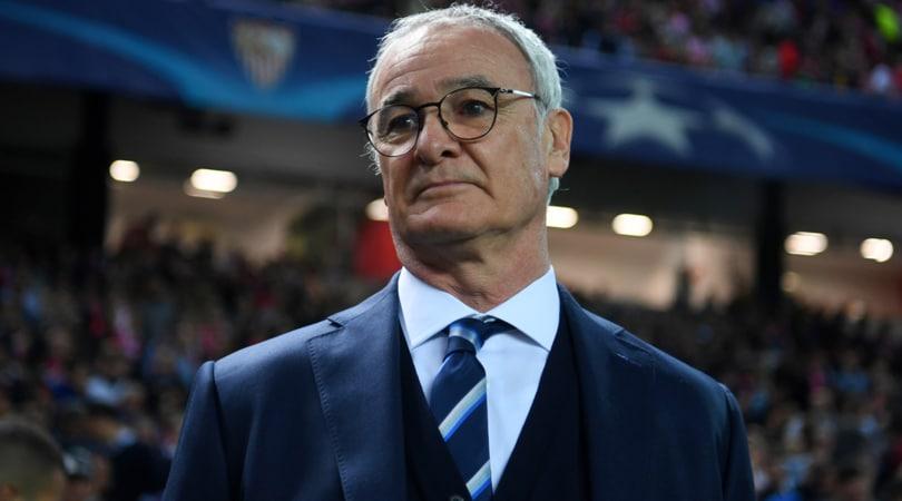 """Nantes, accordo con Ranieri. Ma il mister è """"troppo vecchio"""""""