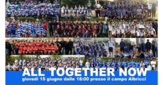 """All Together Now"": la festa della Partenoper Rugby"