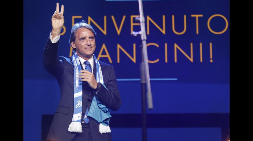 Calcio, ct Nazionale: più Mancini che Ancelotti