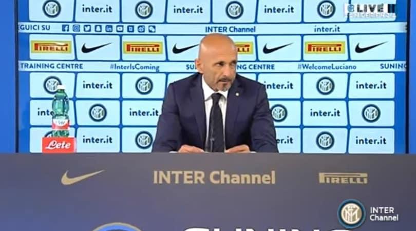 Spalletti:«La mia Inter farà battere i cuori»