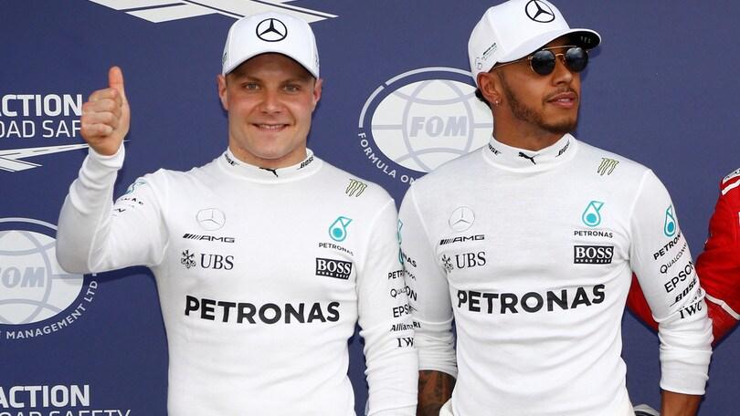 F1, Wolff: «Le vittorie Mercedes? C'è armonia tra i piloti»
